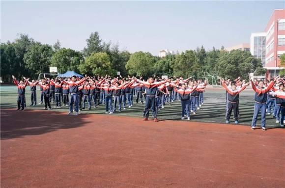 [浦东]浦东新区教育学院实验中学:恰同学少年 风华正茂-2020年秋季运动会