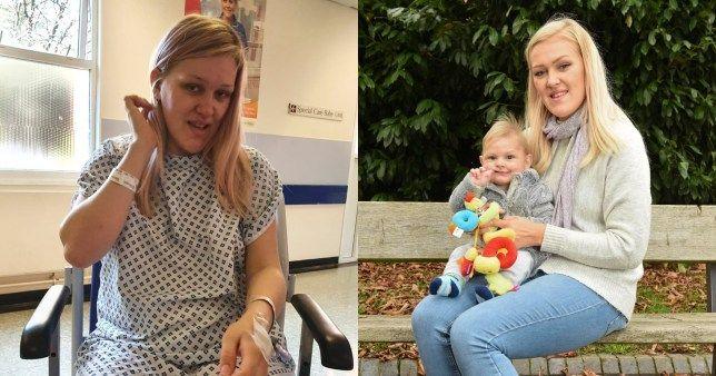 英国女子因痛经被送往医院 医生却告知即将分娩