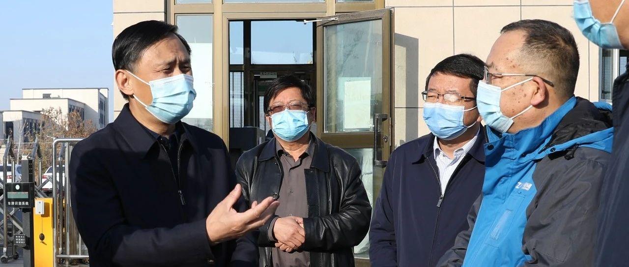 王国和在昌吉市调研,要求疫情防控抓好这几个重点……
