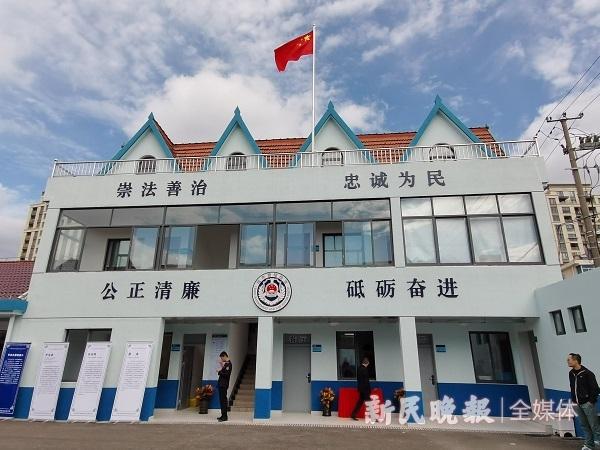 上海首座城管执法培训学校揭牌 三年内浦东一线执法骨干将全部轮训