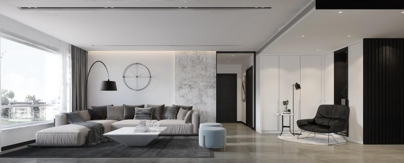 127平米三居室新房,找熟人装修才花费19万,大家觉得值吗?