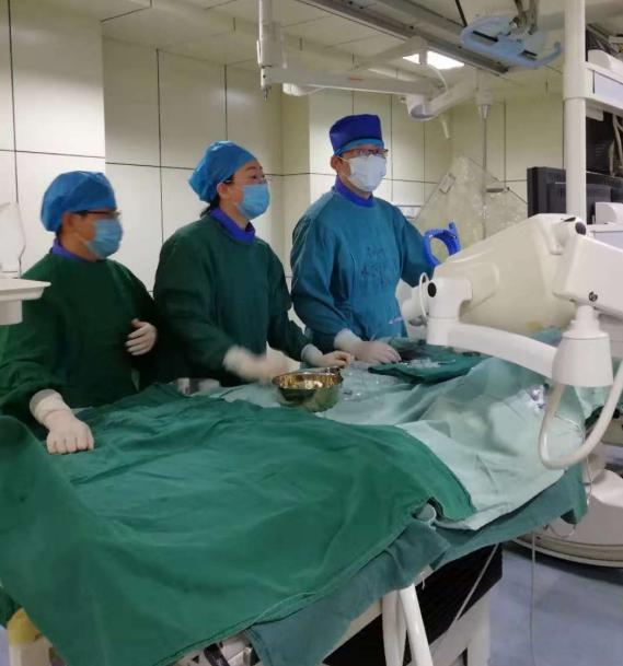 省内首例!江西省儿童医院成功为川崎病并发冠脉病变患儿完成冠状动脉造影检查术