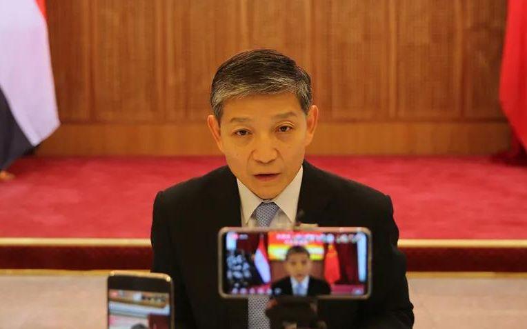 美副国务卿克拉奇访埃期间攻击污蔑中国 中使馆批驳图片