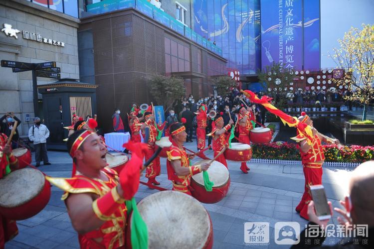 安塞腰鼓、泥塑、皮影戏……第六届中国非遗博览会人气爆棚!