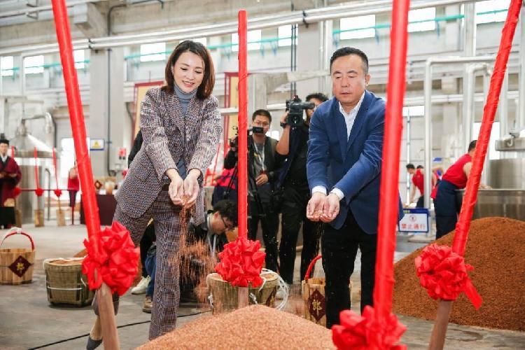 郎酒启用吴家沟生态酿酒区新增年产值200亿元