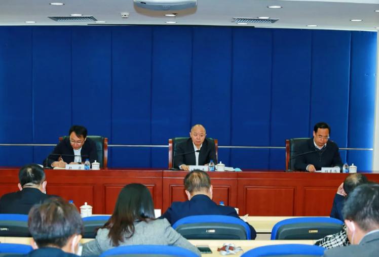 陕西省科技厅厅长赵岩 已任国家工信安全中心党委书记、副主任图片