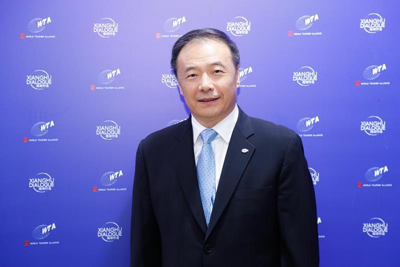 世界旅游联盟秘书长刘士军:信心与变革——面向未来的旅游业图片