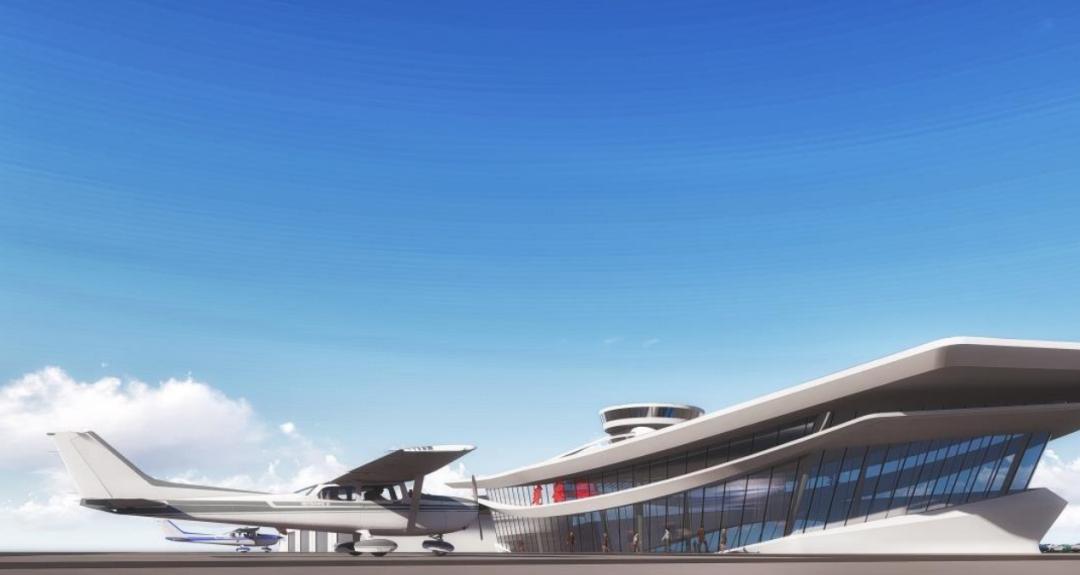 6000平方米航站楼即将亮相杭州,一波美图先睹为快