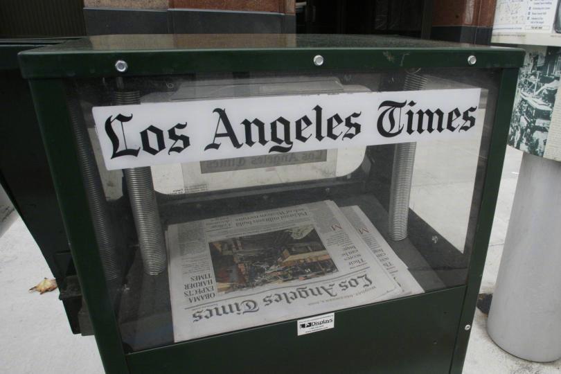 洛杉矶时报(资料图)
