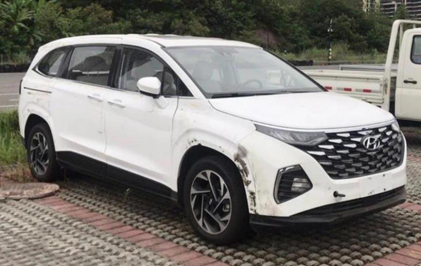 北京现代首款MPV:CUSTO明年上半年发布