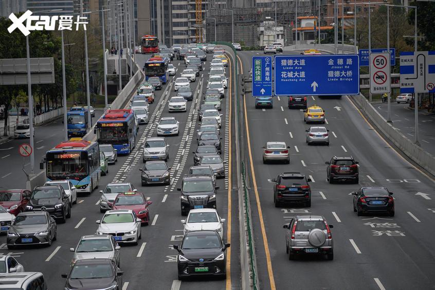 广州市10月中小客车指标摇号与竞价结果