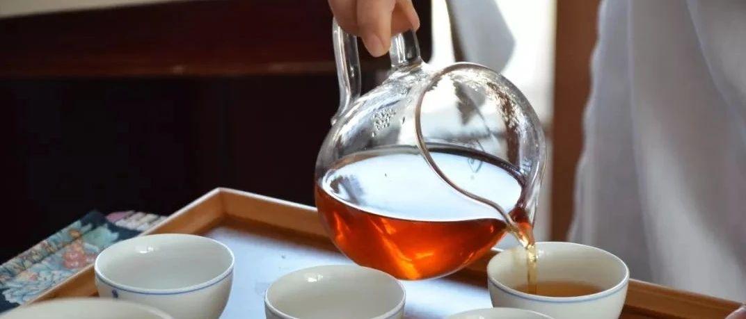 普洱茶健康、随性的style