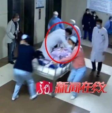 哈尔滨 偶遇发病患者,医生操作亮了!更巧的是……