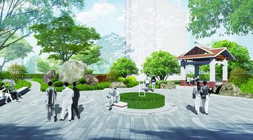 厦门将新增两处口袋公园 利用环筼筜湖绿地改造而成