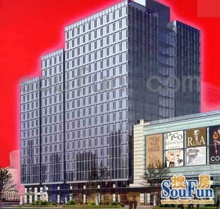 2020年10月北京市宣武门商圈写字楼市场租赁情况