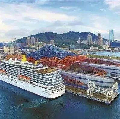 蛇口邮轮母港至香港机场水运单程航线将于10月28日恢复运营