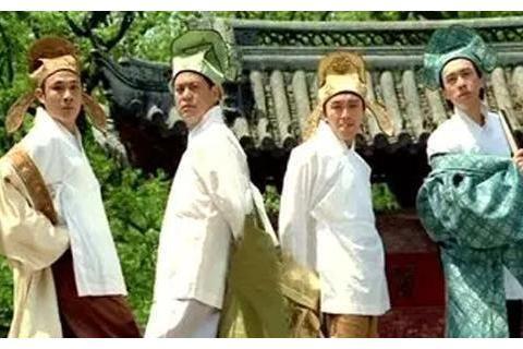 《唐伯虎点秋香》中的现代元素是周星驰电影的特点之一