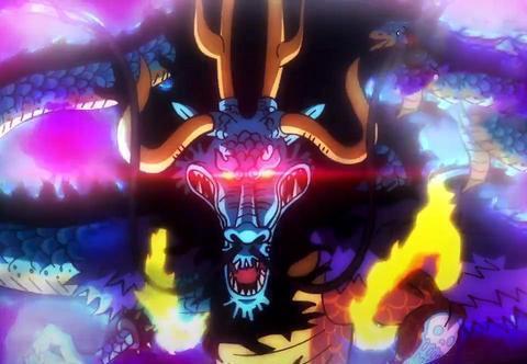 《海贼王》993话,神龙果实大发神威,我愿称之为最强恶魔果实