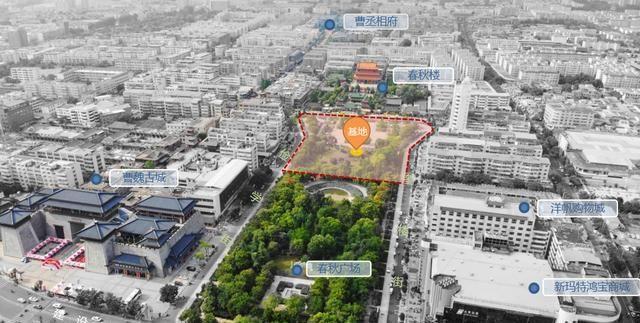 许昌一停车场开建,将提供618个停车位