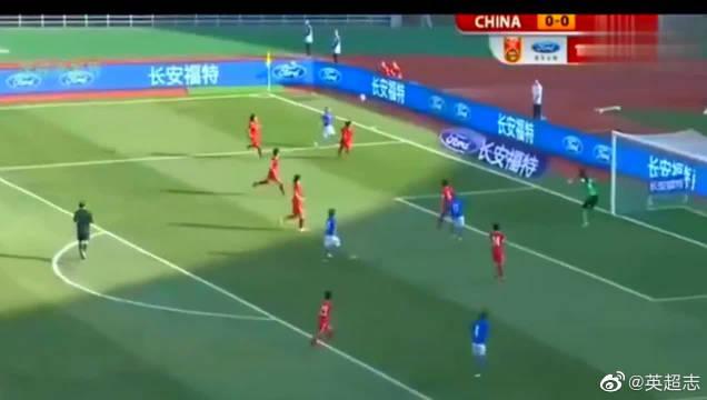 中国足球2比0意大利,没错正是女足,姑娘们表现让球迷叹服