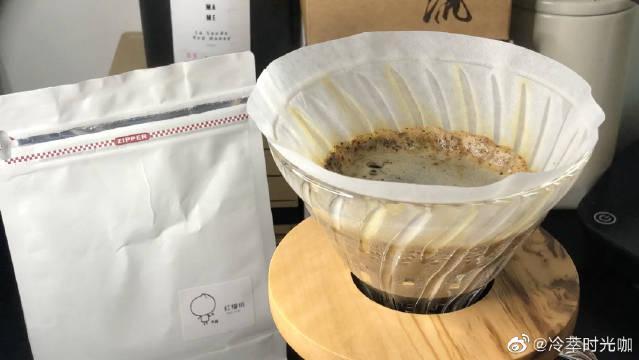 第一次尝试小作坊自烘焙咖啡豆,埃塞的日晒红樱桃……