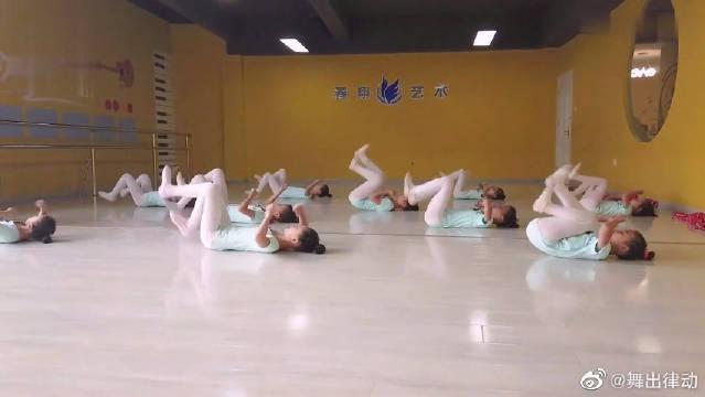 儿童舞蹈《快乐起床歌》少儿舞蹈……