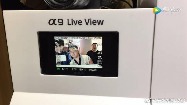 CamLogic 索尼A9发布会,追焦连拍展示体验
