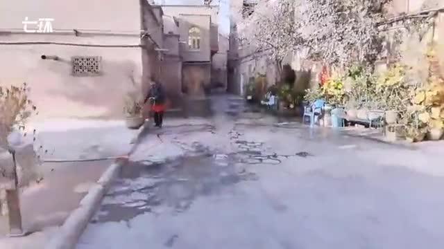 探访疫情下的喀什古城:正值旅游旺季,出入境需按要求隔离