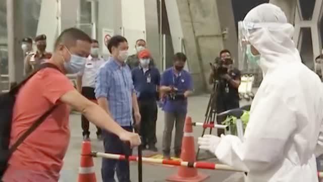 泰国恢复国际旅游 最长可停留270天 第一批是41名中国游客