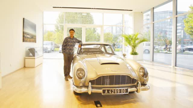 来自黄金年代的尤物,专属于007的阿斯顿·马丁 DB5