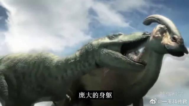 盘点地球史上6大最凶猛的食肉恐龙