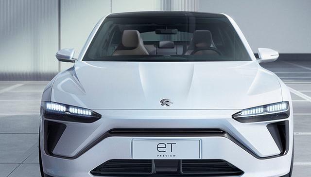 动作够快,蔚来首款轿车或命名EE7,硬刚特斯拉、极星2