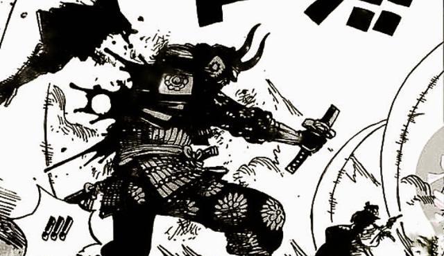 海贼王:凯多才刚还手就重创九侠一人,路飞或将面对终极形态