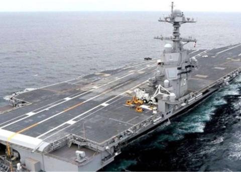 放弃航母,转投无人舰艇?美军规划引质疑,美媒:重要问题没解决