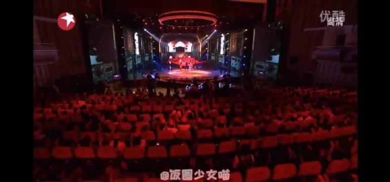 杨志刚曾在北京舞蹈学院学习芭蕾舞 后来考上了北京电影学院!