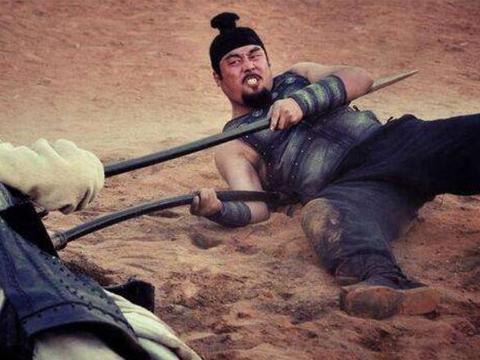 赵云和马超相比,到底谁的实力更强?你听许褚怎么说