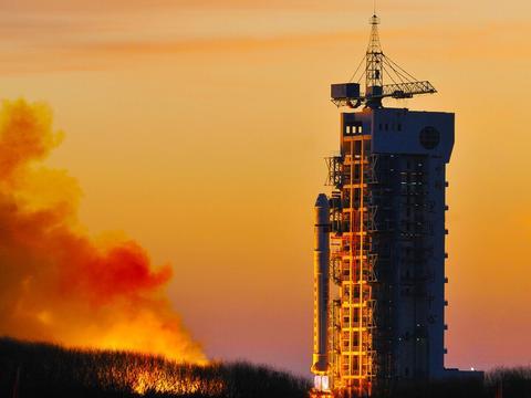 中国遥感30号07组卫星发射成功,长征二号再立功