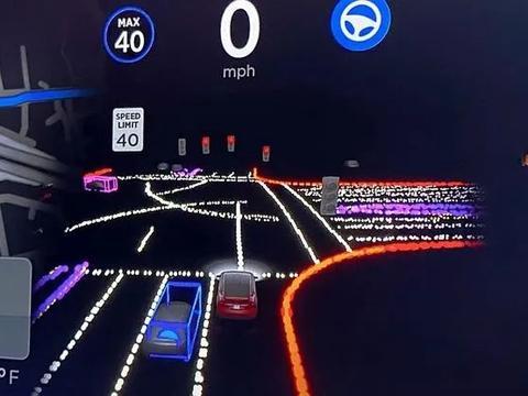 目前最强智能驾驶?特斯拉FSD Beta推送上路