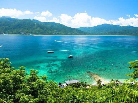探访海南分界洲岛旅游区,远观南北分界线,近赏丰富的海底景观