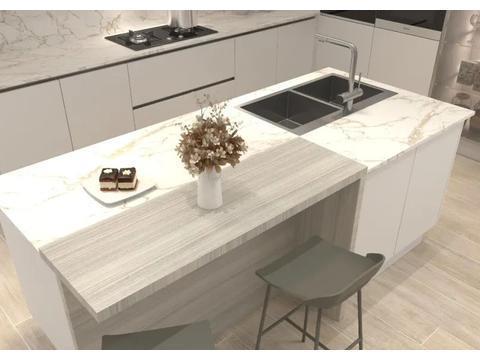 想让厨房更好用?这样装|厨房|收纳|橱柜|厨房装修|料理台