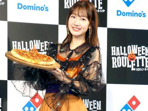 """柏木由纪,深夜的快递披萨用假名使用""""使用成员的名字"""""""