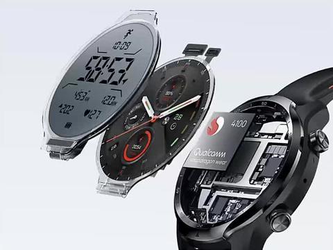 TicWatch Pro3 智能手表首发上手体验