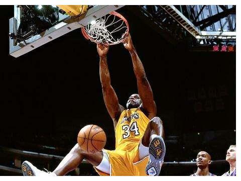 NBA史上最强的6位状元秀:没有艾弗森,奥尼尔只能垫底