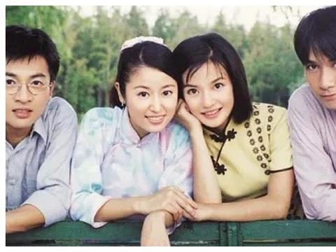 《情深深雨濛濛》戏中当姐弟,戏外却是夫妻,相爱20年没有绯闻