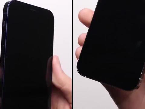 iPhone12与12 Pro跌落测试,看看抗摔性如何