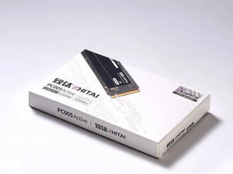 长江存储致钛NVMe 1TB版本正式面世,预售开启