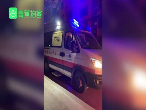 西安一小区火灾1名女子逃生途中遇难 住户:消防栓没水……