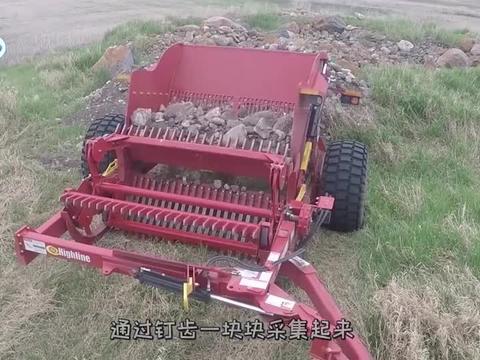 5个难得一见的现代农业,水稻插秧机都用上了触摸屏
