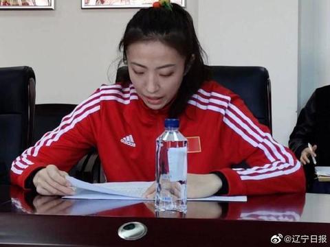 恭喜!女排奥运冠军成为中共预备党员,30岁的她或能再战巴黎奥运