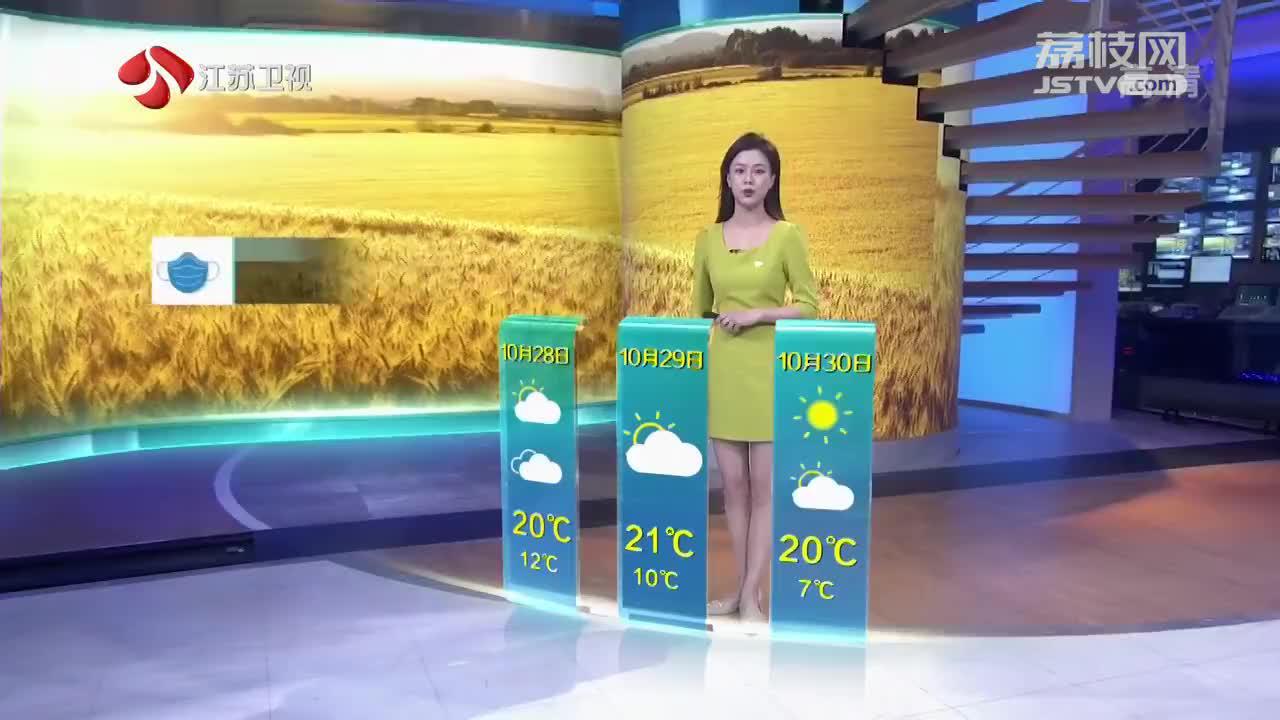 江苏新时空天气 20201028
